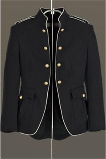 Askeri ceket nasıl giyilir?